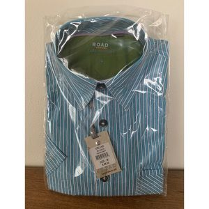 NWT Men's Button Down Shirt